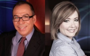 Alfredo Corchado and Angela Korcherga will deliver the ninth annual Paul J. Schatt Memorial Lecture at the ASU Cronkite School April 14.