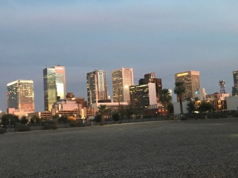 Phoenix skyline 10-16-17